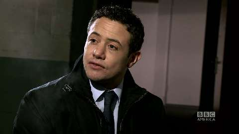 Warren Brown on Playing DS Ripley in Installment 3
