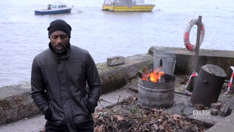 Idris Elba on John Luther in Installment 3