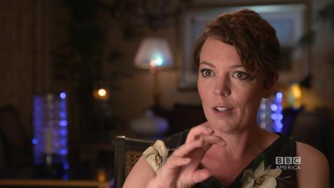 Olivia Colman on Role Research