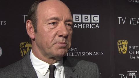 Kevin Spacey on How Netflix Changed TV
