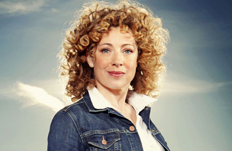 Alex Kingston Has a Message for Anglo Fan Favorites Vot...