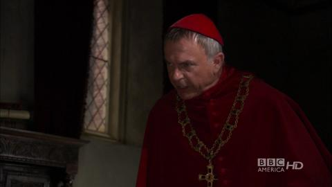 Desperate Times for Cardinal Wolsey