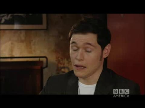 Inside Look - James Marsters as Captain John
