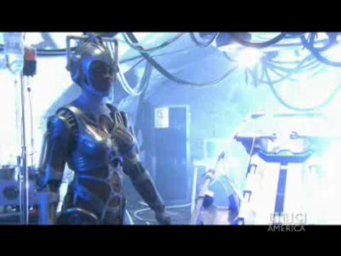 Inside Look - Cyberwoman