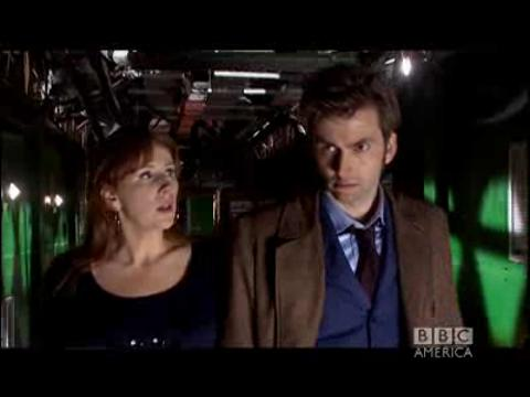 Inside Look Pt. 8 - The darkness inside the Doctor