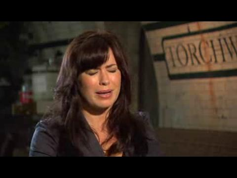 COE - Eve Myles on Gwen's Strength