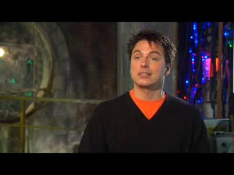 COE - John Barrowman on Jack's status