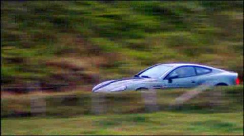 Aston Martin Vanquish vs. Ferrari 575, Part 1