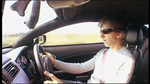 Aston Martin Vanquish vs. Ferrari 575, Part 2
