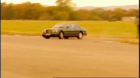 Clarkson Tests the Bentley Arnage