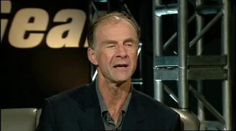 Celebrity - Ranulph Fiennes, Part 1
