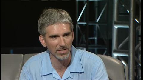 Celebrity - Damon Hill