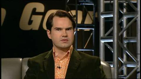 Celebrity - Jimmy Carr
