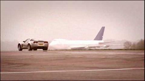 Clarkson, Corvette Z06