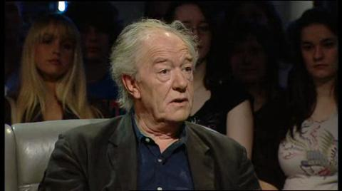 Celebrity - Michael Gambon Returns