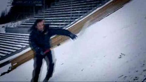 Mini Ski Jump
