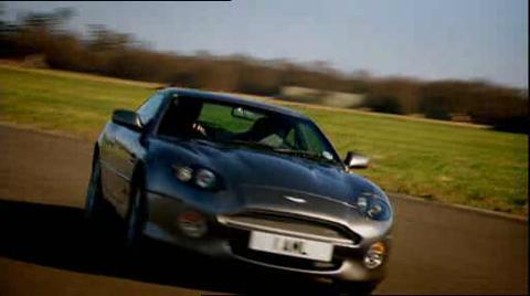 Aston DB7 GT