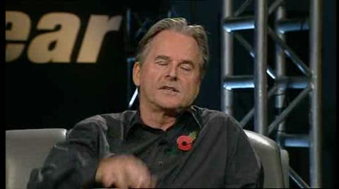 Celebrity - Trevor Eve