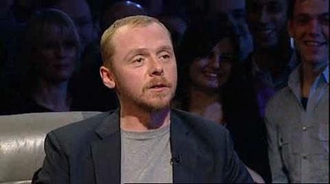 Celebrity - Simon Pegg