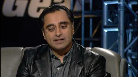Celebrity - Sanjeev Bhaskar