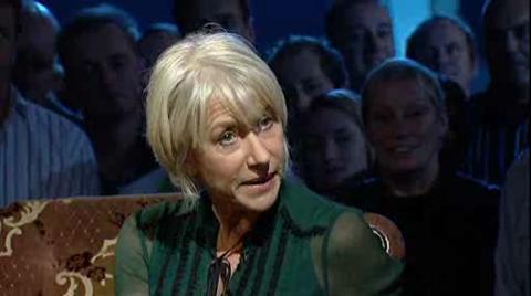 Celebrity - Helen Mirren