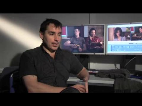 Toby Whithouse's Interview
