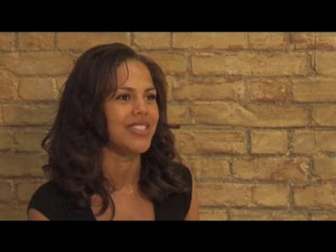 Lenora Crichlow's Interview
