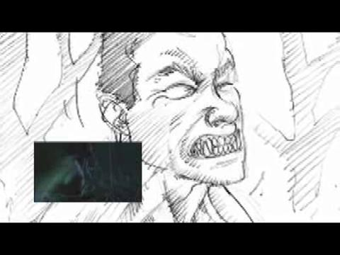 Werewolf Storyboards