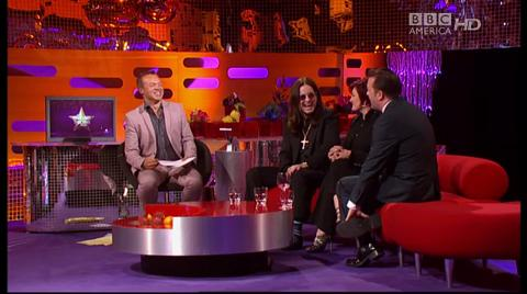 Ricky Gervais & The Osbournes Pt. 2