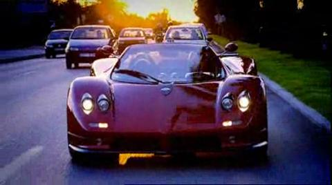 Zonda Ball