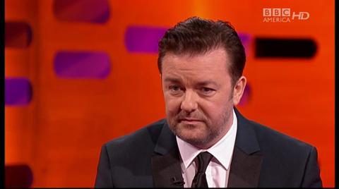 Ricky Gervais & The Osbournes Pt. 1