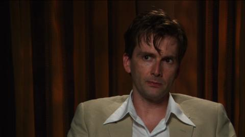 David Tennant Dishes about Daleks