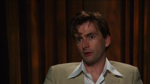David Tennant on Playing the Doctor