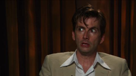 David Tennant Explains the Cybermen