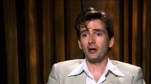 David Tennant on saying goodbye