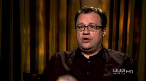 Russell T Davies on working with John Simm