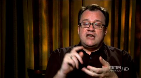 Russell T Davies on his final episodes