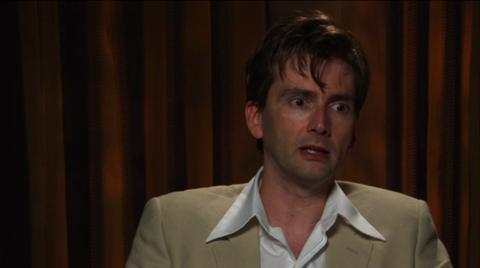 David Tennant on the Doctor