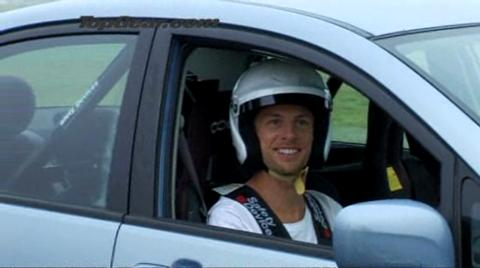 BTS - Jenson Button