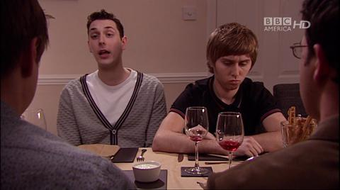 The Inbetweeners: Dinner Party