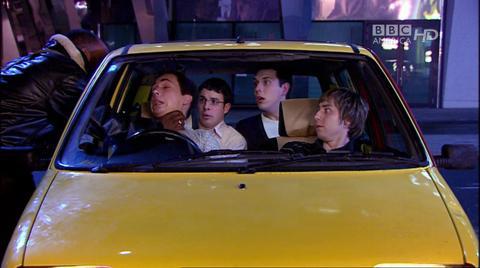 Bus Wankers!