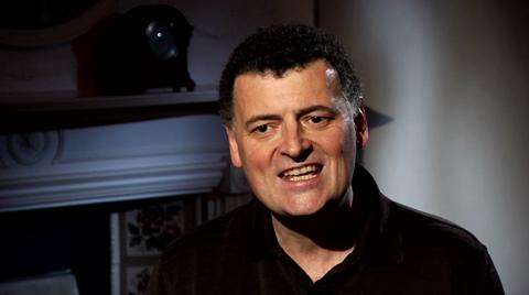 Steven Moffat on the Doctor