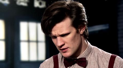 Matt Smith on Being the Doctor
