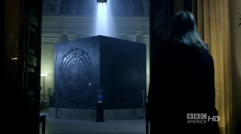 Amelia and the Pandorica