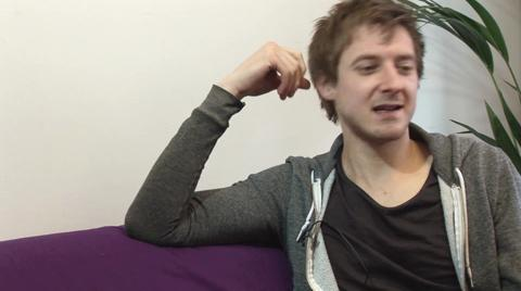Arthur Darvill on Rory