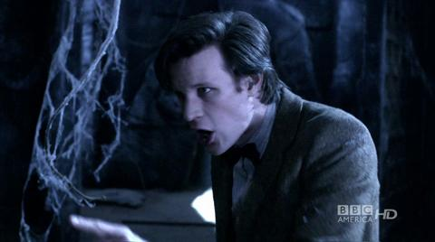 The Pandorica Opens