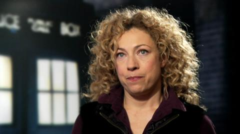 Alex Kingston  (River Song)