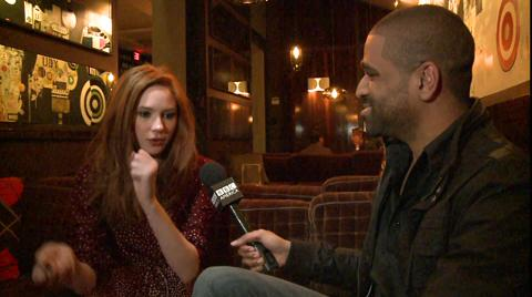Exclusive - Karen Gillan Chats with BBCAMERICA.com