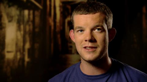 Exclusive - Russell Tovey Pt. 1