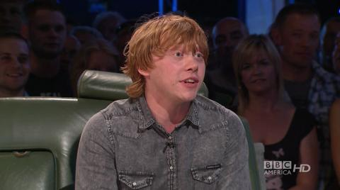 Celebrity - Rupert Grint